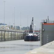 Le canal de Panama voit plus grand