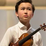 Un violoniste de 15 ans signe avec Deutsche Grammophon