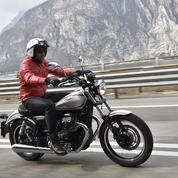 Moto Guzzi V9, un classique du genre