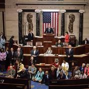 États-Unis : un sit-in historique au Congrès pour demander le contrôle des armes
