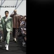 Défilés : l'homme Balenciaga a les épaules larges