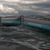 Le projet Ocean Cleanup, pour dépolluer les océans, se concrétise en mer du Nord