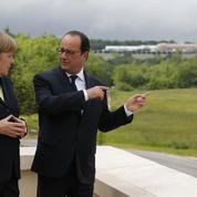 L'avenir de l'Europe entre les mains d'un couple franco-allemand affaibli