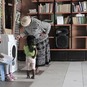 En Afrique du Sud, on lave son linge sale en famille