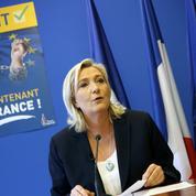 Brexit : pour Le Pen, les «élites européistes» sont sous le choc