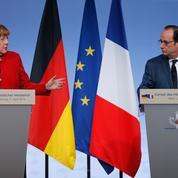 Hollande et Merkel en ordre dispersé face au Brexit