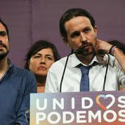 Législatives en Espagne: la gauche radicale montre ses limites