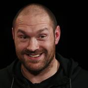 Tyson Fury a payé des verres aux supporters anglais