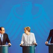 Brexit : Hollande et Merkel en panne de projet pour l'Europe