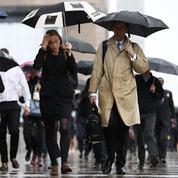 Londres: dans la City, l'angoisse des traders contraste avec le flegme des officiels