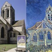 Auvers-sur-Oise veut sauver l'église immortalisée par Van Gogh