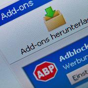 Le modèle d'Adblock Plus freiné en Allemagne