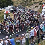 Des caméras thermiques sur le Tour de France pour lutter contre les moteurs