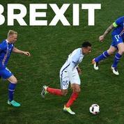 Brexit, Dany Boon, Titanic: les meilleurs tweets d'Angleterre-Islande