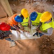 Bâtiment : un rebond qui profite aussi aux autoentrepreneurs et aux travailleurs détachés