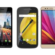 Les meilleurs smartphones de 2016 : la sélection du Figaro