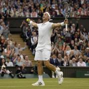 772e joueur mondial, Marcus Willis a enflammé Wimbledon face à Roger Federer