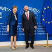 L'Écossaise Nicola Sturgeon sème la zizaniedans l'Europe post-Brexit