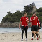 Euro 2016: Dinard sous le charme des discrets Gallois