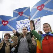 L'Écosse se voit indépendante et européenne