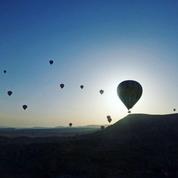 Uber se lance dans les vols en montgolfière