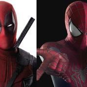 Spider-Man et Deadpool se moquent de Batman V Superman