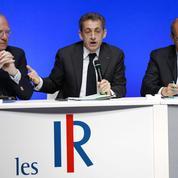 À la Mutualité, Nicolas Sarkozy se pose en candidat presque déclaré