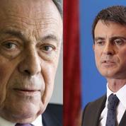 Manuel Valls en Corse: l'ombre de Michel Rocard plane sur l'île