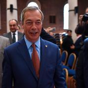 Après le Brexit, Nigel Farage part avec le sentiment de la mission accomplie