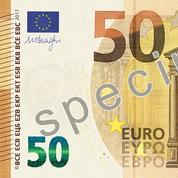 Le nouveau billet de 50euros oblige à reprogrammer 65.000 distributeurs