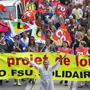 La loi travail revient à l'Assemblée sous la pression des syndicats