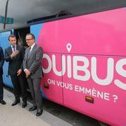 Ouibus veut accélérer avec les cars Macron