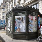 Mediakiosk va moderniser 360 kiosques à Paris
