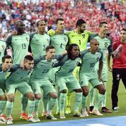 Un ramasseur de balle s'invite sur la photo officielle du Portugal