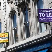 Brexit: l'immobilier commercial britannique sous pression