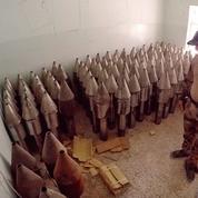 Irak: nos révélations sur les ateliers d'armes de l'État islamique