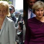 Deux femmes pour Downing Street