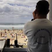 Des CRS moins nombreux sur les plages cet été