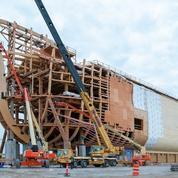 Une arche de Noé fait polémique dans le Kentucky