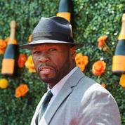 50 Cent évite la faillite mais va payer 23,4 millions de dollars