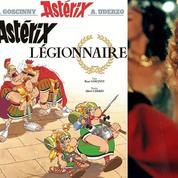 Les BD culte de l'été : Astérix légionnaire ,de Goscinny et Uderzo