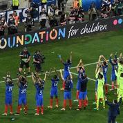 L'Islande ironise sur l'«embarrassant» clapping français