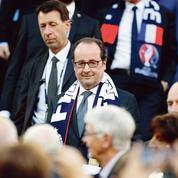 Le parcours des Bleus aura un impact limité sur la popularité de François Hollande