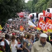 Les grèves contre la loi travail ont plombé l'industrie en mai