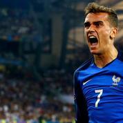 Thierry Henry désigne Antoine Griezmann comme le «nouveau héros» des Bleus