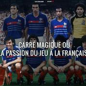 Euro 1984: le carré magique ou la passion du jeu à la française
