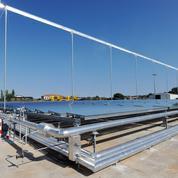 Le solaire, nouvelle mutation du groupe industriel CNIM