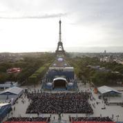 Euro 2016 : la tour Eiffel fermée à cause des incidents d'après-match