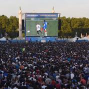 Euro de football: M6 remporte le match contre TF1