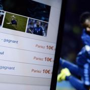 Boom des paris sportifs lors de l'Euro